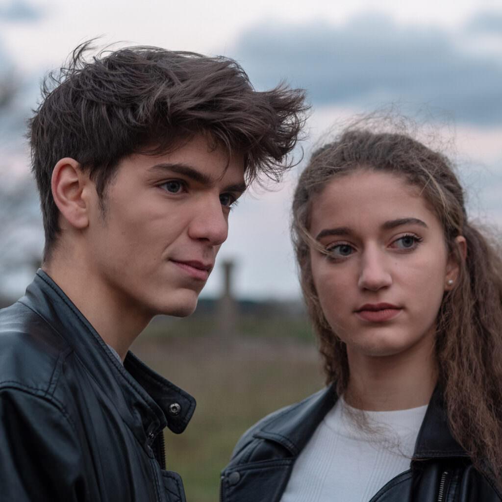 Francesco Faggi ed Elena Faggi