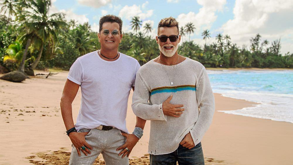 Carlos Alves Ricky Martin