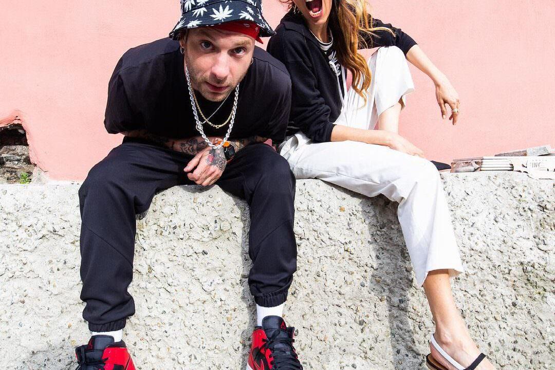 Clementino e Nina Zilli