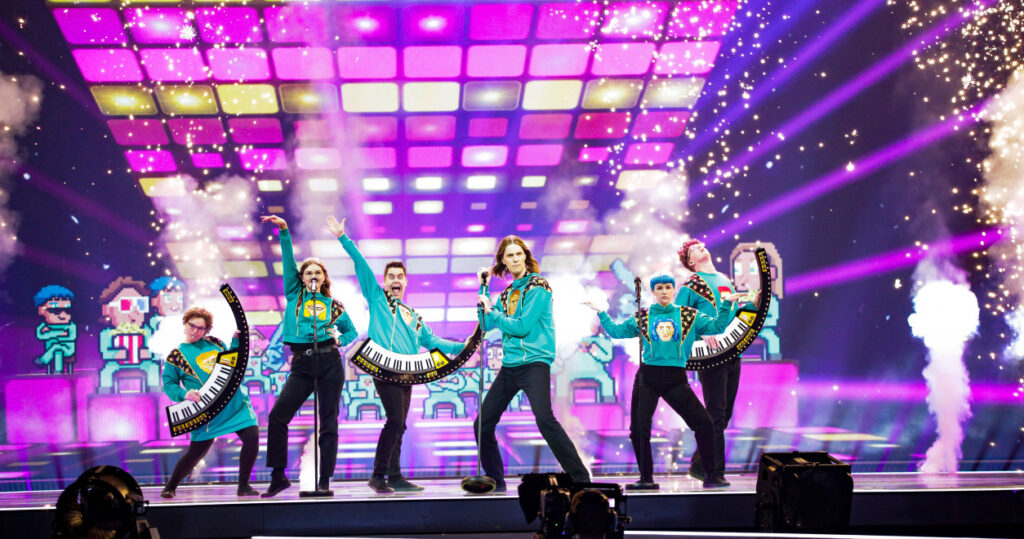 Eurovision Song Contest 2021 Islanda